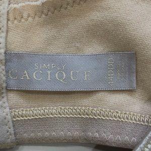 Cacique Intimates & Sleepwear - Cacique Bra 44DDD (F)